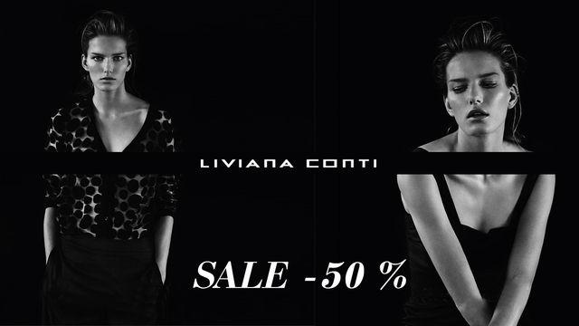 Liviana Conti Summer 2016 NEW collection