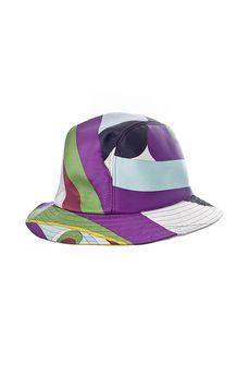 Шляпа EMILIO PUCCI 420209/00. Купить за 4098 руб.