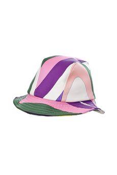 Шляпа PUCCI 420209/00. Купить за 7450 руб.