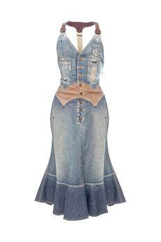Платье DSQUARED2 73CT026/00. Купить за 17375 руб.