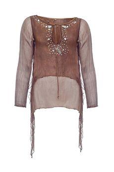 Блузка ANTICA SARTORIA 1266/00. Купить за 5160 руб.