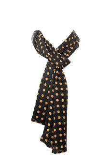 Шарф Yves Saint Laurent Vintage 7788/0010. Купить за 8250 руб.