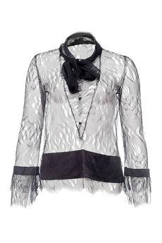 Блузка La PERLA LPD0001424/00. Купить за 10215 руб.