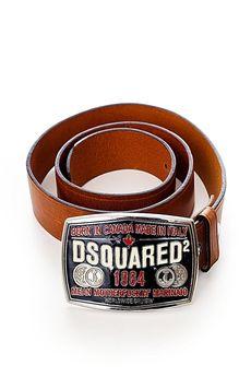 Ремень DSQUARED2 71TP078/17. Купить за 2704 руб.