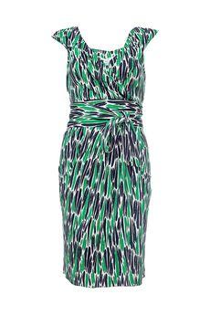 Платье DIANE VON FURSTENBERG D6106001M7/17. Купить за 13000 руб.