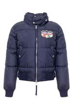 Добрый день!Параметры куртки : по груди - 56см*2, длина по спине - 54см, плечи - 49см.С уважением, служба поддержки клиентов Justmoda