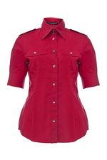 Оксана, здравствуйте!Размеры интересующей вас рубашки DOLCE GABBANA : плечи  - 40 см*2, в груди - 44см *2.Она осталась одна в 42-ом (итальянском) размере. С Уважением Служба поддержки клиентов интернет магазина модной одежды и обуви JUSTMODA.RU