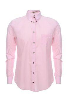 Рубашка BALENCIAGA 194257TO102/18. Купить за 4290 руб.