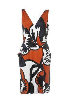 Платье DIANE VON FURSTENBERG D6743009J8/18. Купить за 11000 руб.