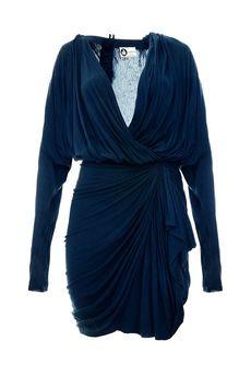 Платье LANVIN W0037ATS01P4B/10.2. Купить за 22588 руб.