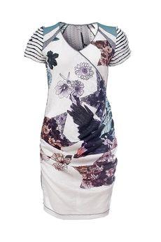 Платье CUSTO BARCELONA 2493914/11.1. Купить за 3353 руб.