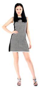 Добрый день!Данное платье NORTHLAND в одном размере б/р, примерно идет на 42-44 размер, ближе к 44. Его параметры: объем груди 40 см*2, талия 37 см*2. длина по спине 90 см.С уважением, служба поддержки клиентов JUSTMODA.RU