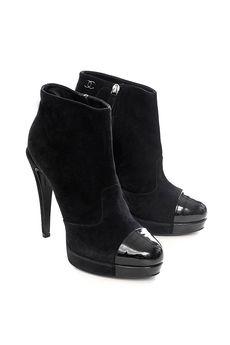 Ботинки CHANEL G27830Y01083/12.1. Купить за 54250 руб.