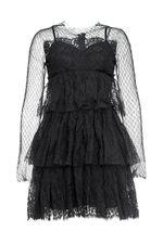Добрый день!Длина интересующего вас платья DOLCE&GABBANA - 87 см.С уважением, служба поддержки клиентов JUSTMODA.RU