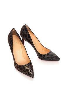 Туфли CHRISTIAN LOUBOUTIN GD93PIGALLE/12.2. Купить за 17986 руб.