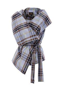 Блузка V.Westwood 2099172/13.1. Купить за 13000 руб.