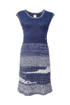 Платье CHANEL P43320K04500/13.1. Купить за 90650 руб.