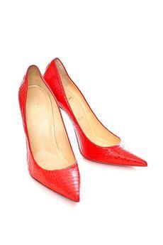Туфли CHRISTIAN LOUBOUTIN DECOLLETE554/13.1. Купить за 32750 руб.