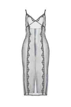 Платье-комбинация DOLCE & GABBANA CDR4I9830/00. Купить за 13825 руб.