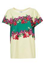 Нарядная летняя футболка, еще и с такой скидкой.Очень нравится ваш магазин.Татьяна, г.Краснодар