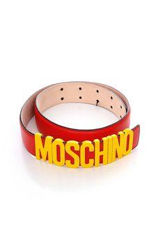 Ремень MOSCHINO A80178001/14.3. Купить за 10360 руб.