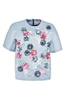 Блузка MSGM MDM29144646/15.1. Купить за 14224 руб.