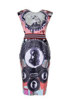 Платье AVTANDIL SS1573/15.2. Купить за 20825 руб.