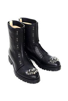 Ботинки JIMMY CHOO НАTCHERGTC/15.3. Купить за 79500 руб.