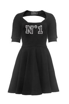Платье PHILIPP PLEIN CW440272/15.3. Купить за 35775 руб.