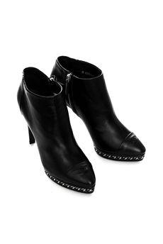Ботинки CHANEL D630008/00. Купить за 75500 руб.