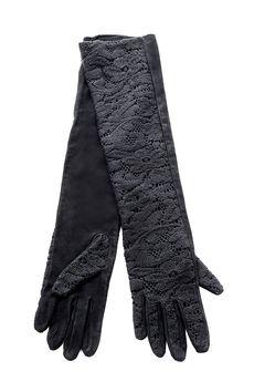 Перчатки DOLCE & GABBANA BF0046A4535/16.1. Купить за 16450 руб.