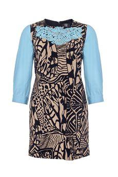Платье VDP VIA DELLE PERLE A5C8114/16.1. Купить за 19000 руб.