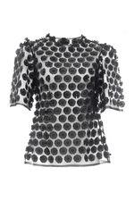 Чудесная блузка, как увидела ее - сразу же заказала, но к сожалению, в плечах узковата, маломерит. Милана, Воскресенск.