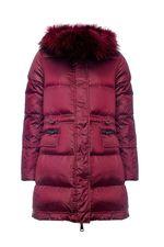 Марина, добрый день!Длина куртки по спине- 83 см, длина рукава - 60 см, ОГ 42 размера - 50 см*2.С уважением, служба поддержки клиентов Justmoda.ru
