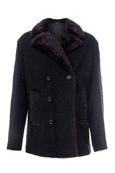 Пальто DOLCE & GABBANA G0515ZFUMYI/17.1. Купить за 76275 руб.