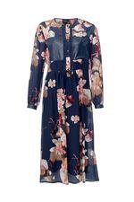 Здравствуйте , платье миди, его длина - 119 см