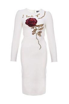 Платье DOLCE & GABBANA F6TQ8ZFU2TS/0017. Купить за 85925 руб.