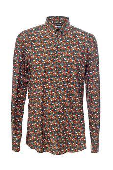 Рубашка DOLCE & GABBANA G5CP0TFS5RG/17.2. Купить за 15850 руб.