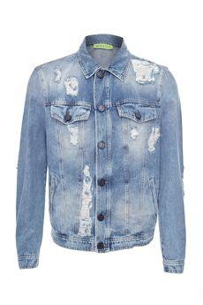 Куртка VERSACE C1GPA913AG5WK/17.2. Купить за 23730 руб.