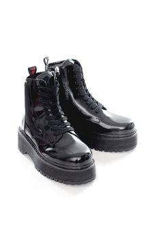 Ботинки TWIN-SET JS789N/17.2. Купить за 16500 руб.