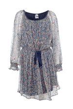 Здравствуйте, длина платья по спинке составляет в р xs 88 см, в размере s 90 cv