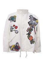 куртка - красоты неописуемой! идет и на S и на L) очень нравится, покупкой довольна. Всегда покупаю у вас куртки , пальто Leticia Milano, они очень оригинальные! Спасибо