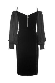 Платье Ermanno Ermanno SCERVINO 41TAB08/18.1. Купить за 13960 руб.