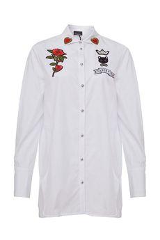 Рубашка ERMANNO SCERVINO 41TCM20/18.1. Купить за 13863 руб.