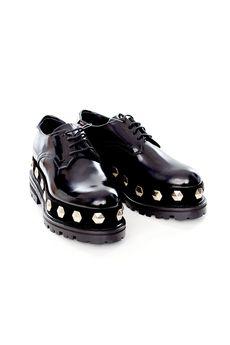 Ботинки TWIN-SET CA7TGJ/18.1. Купить за 26500 руб.