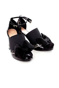 Туфли TWIN-SET CA7TJY/18.1. Купить за 19500 руб.