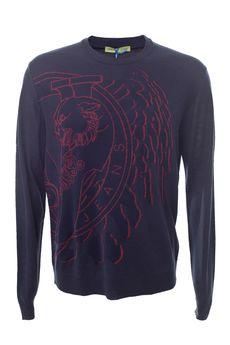 Пуловер VERSACE B5GQB82756687/18.1. Купить за 8288 руб.