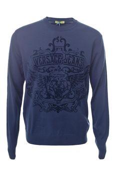 Пуловер VERSACE B5GQB81956622/18.1. Купить за 6265 руб.