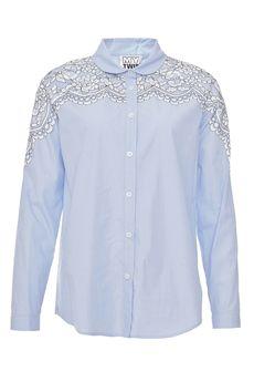 Рубашка TWIN-SET JS82D2/18.2. Купить за 11900 руб.