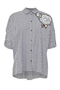 Рубашка TWIN-SET JS82EP/18.2. Купить за 8720 руб.